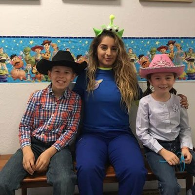 Chiropractic El Paso TX Toy Story Day