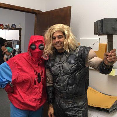 Chiropractor El Paso TX Michael Ontiveros Marvel